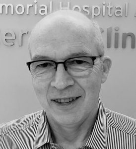 Dr Steve Hansen
